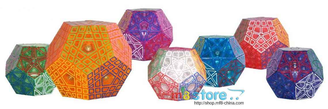 ICE Dodecahedron